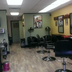 salon from front inside